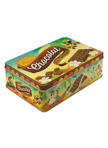 Chocolat Saklama Kutusu-Nostalgic Art